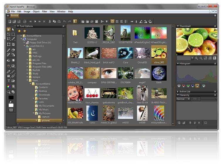 скачать программу для обработки фотографий бесплатно на русском языке