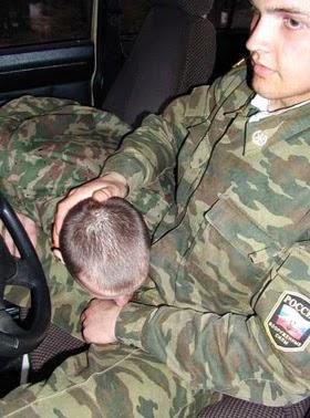 Гомосексуализм в армии фото