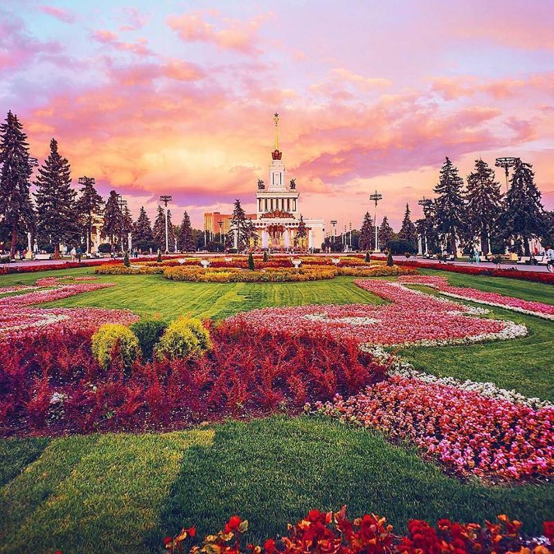же, парки москвы фото с названиями и описанием печное разводкой труб