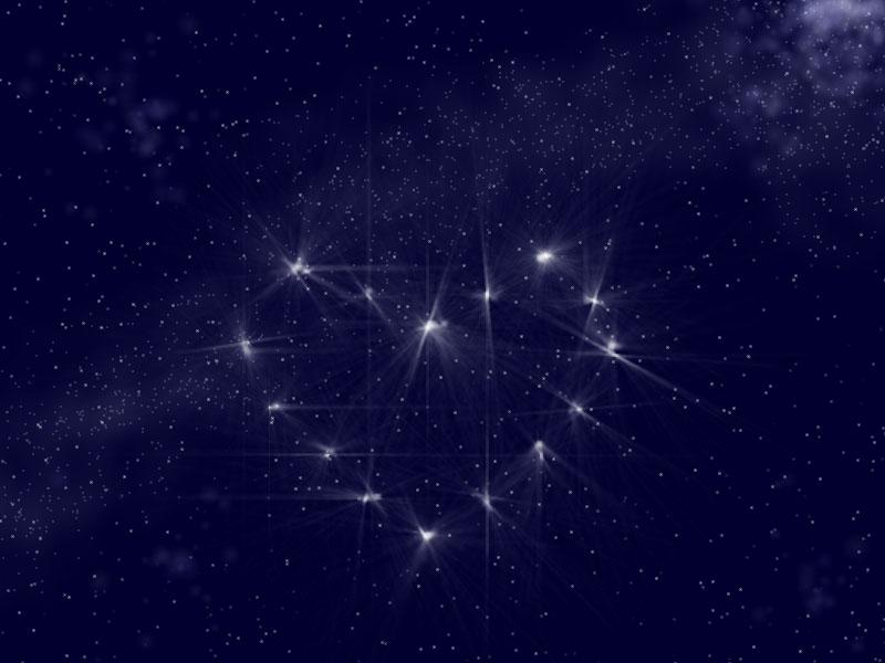 Картинки небесного созвездия