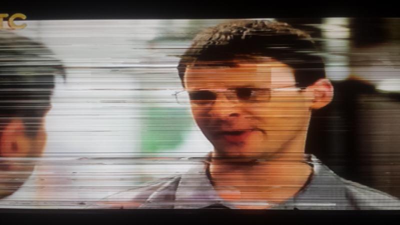 почему дёргается изображение на телевизоре
