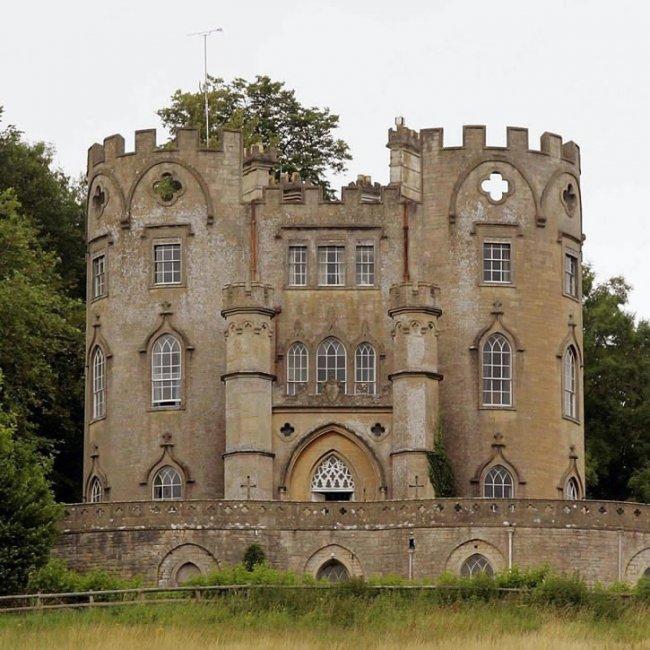 Продажа замка англия