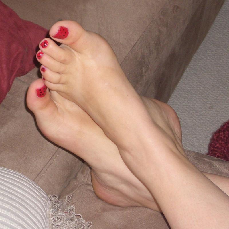 Ласковые ножки жены смотреть