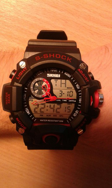 G Shock - Наручные часы Часы наручные мужские купить