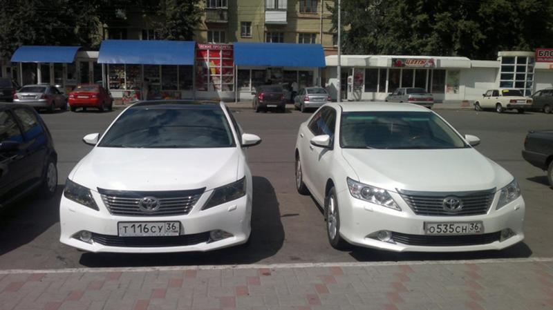 Белый металлик цвет машины