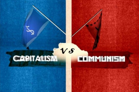 compare and contrast capitalism and communism Communism vs socialism vs fascism vs capitalism vs socialism vs fascism vs capitalism take the qualities of communism and capitalism to put together.