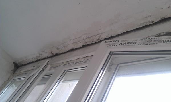 Ответы@mail.ru: Чем заделать щель на балконе между плитами (.