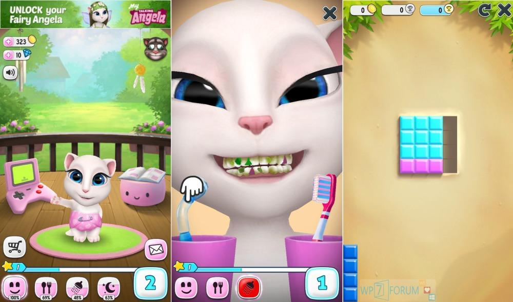 Игра Анжела Мойка машины  играть онлайн бесплатно
