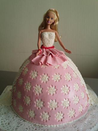 торты для девочки 6 лет фото