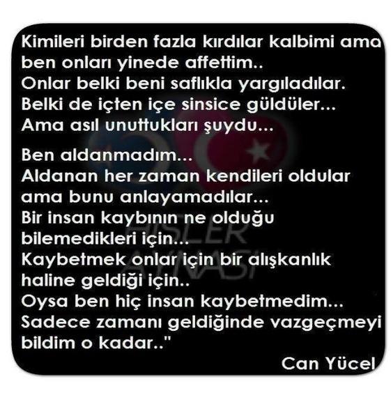 Стихи на турецком мужу