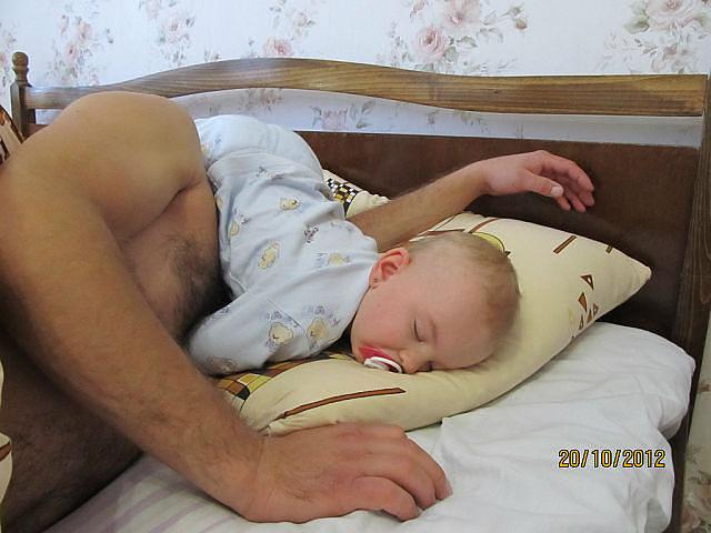 расказы мама легла спать а сын подглядывает