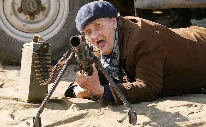 Пенсионерка сдала в полицию сумку с более чем 350 боеприпасами из зоны АТО, - ГУ НП в Сумской области - Цензор.НЕТ 7682