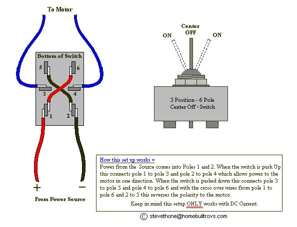 pin switch wiring diagram image wiring diagram 6 pin toggle switch wiring diagram wiring diagram and hernes on 6 pin switch wiring diagram