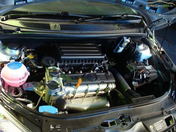 двигатель на skoda octavia 1.6