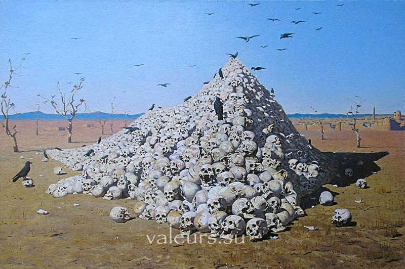 Шедевры мировой живописи  известные картины великих
