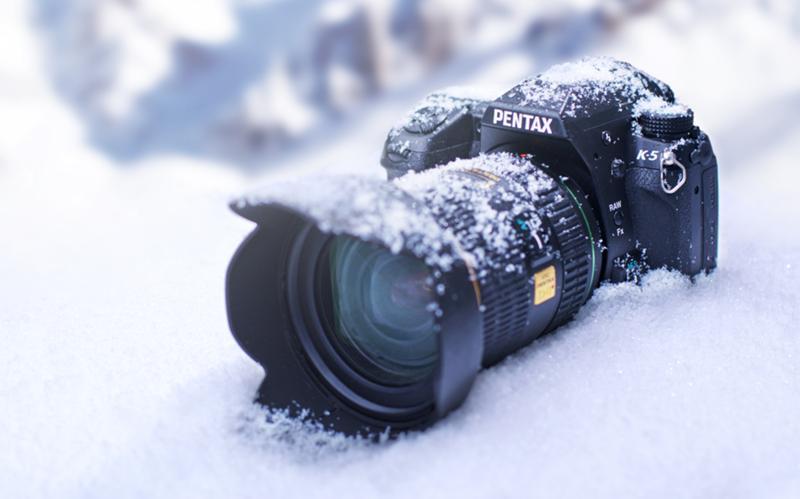 техника фото на зеркалку зимой поздравление