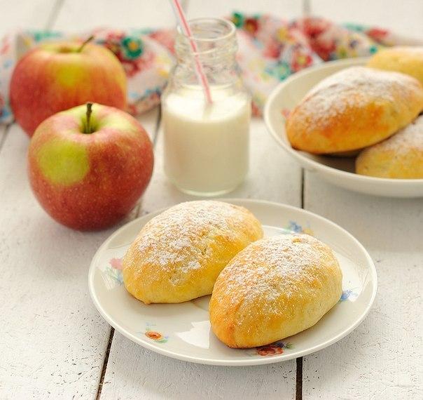 Что испечь есть яблоки творога