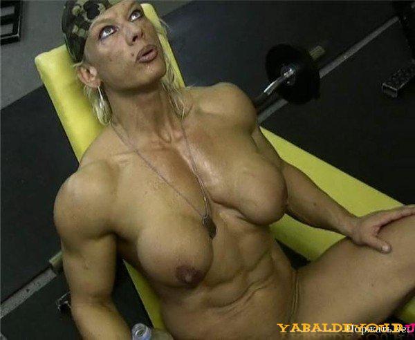 секс с телкай качком