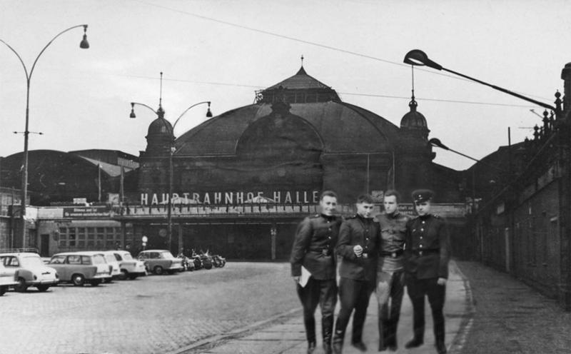 ГСВГ части без идентификации Группа Советских войск в