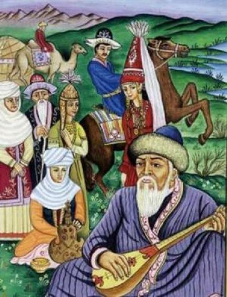 Обычай знакомства казахский
