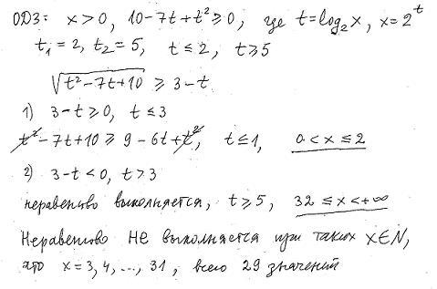 Решение задачи сколько натуральных чисел решение задач по вычислению на паскале