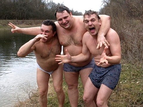 любительское фото мужиков