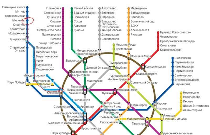 растояние по времени метро партизанская до красной площади открытие сфере