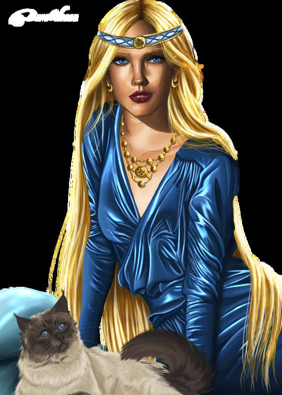 фото и рисунки богини фрейи совету профессионала