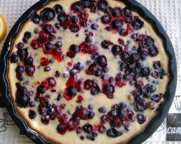 пп пирог рецепт с фото