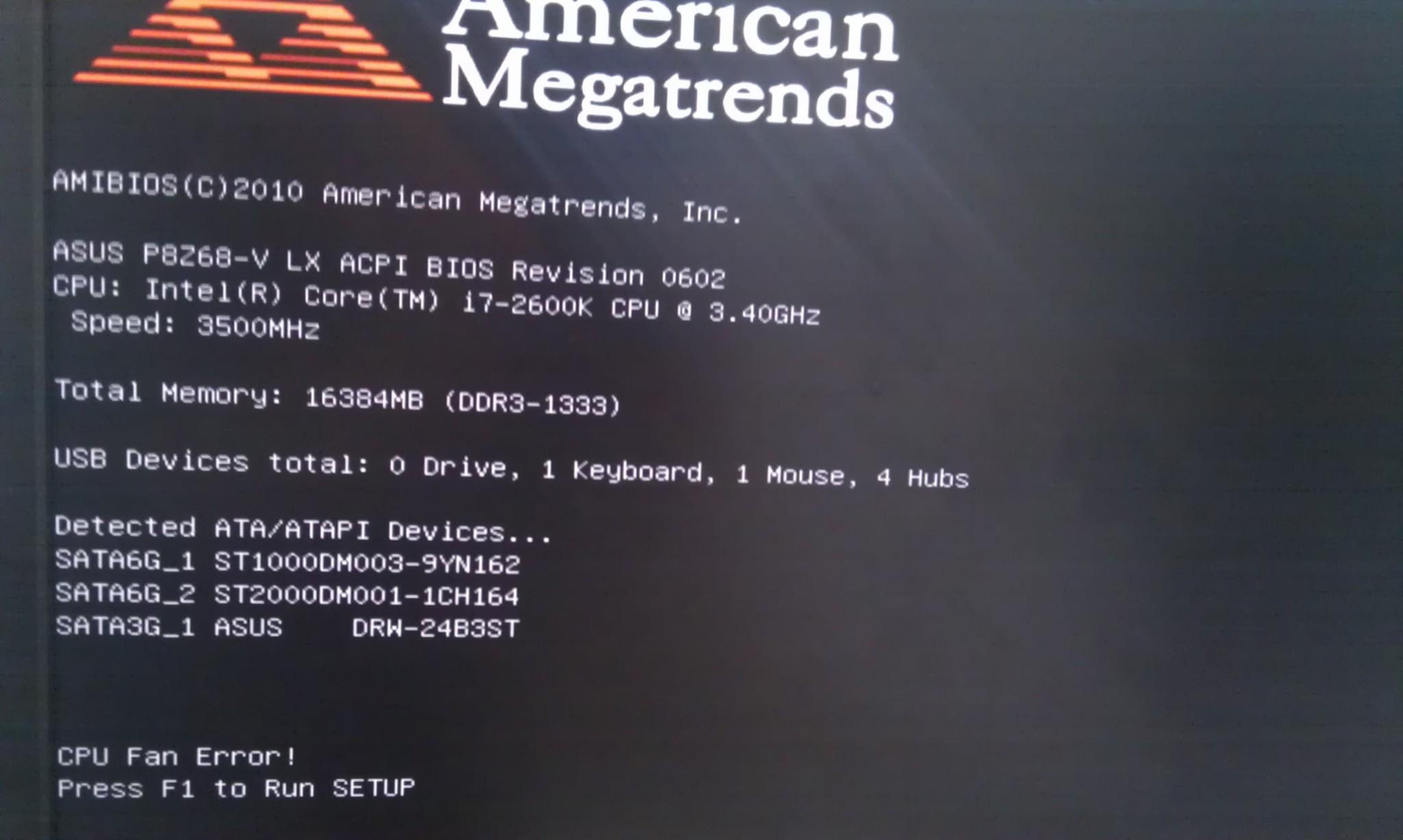CPU Fan Error when downloading: reasons, how to fix the error 78