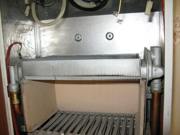Как поменять теплообменник в котле бакси чертежи теплообменник кожухотрубный с линзовыми компенсаторами