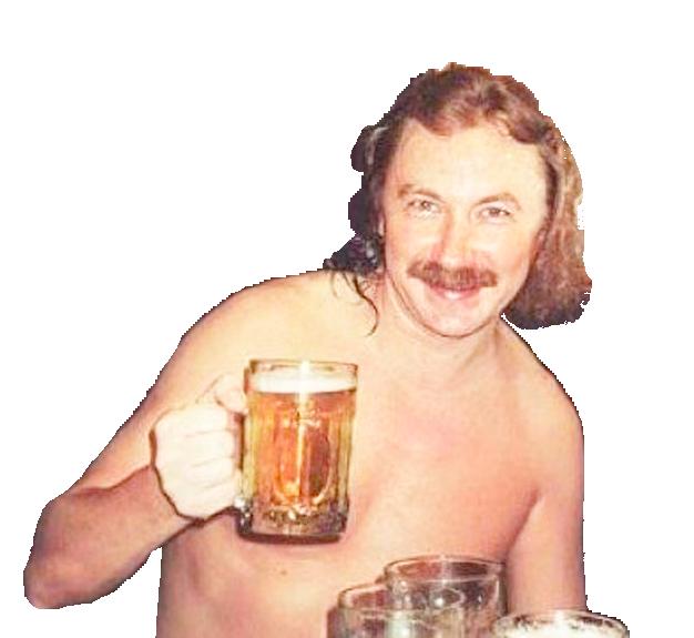 существу-реально, расные фотожабы на мужика с кружкой пива большого роста чрезмерной