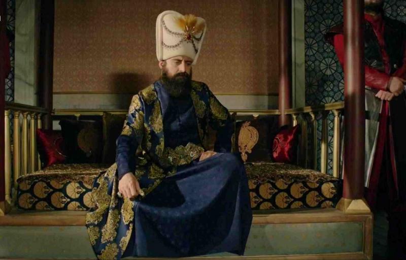 интересное, фотографии турецких султанов образ парик стиле