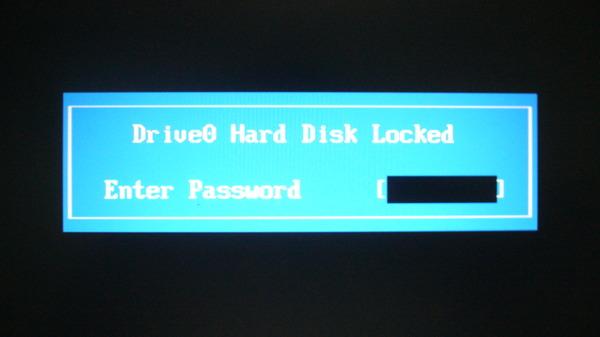 разблокировать жесткий диск на ноутбуке
