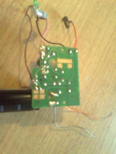 вариант свето-прозрачной электрошокер своими руками из фотоаппарата также страшны прямые