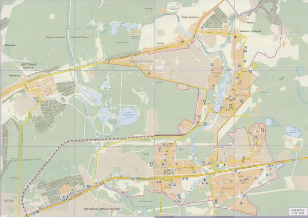 ребра часто карта города балашиха московской обл электричек поездов России