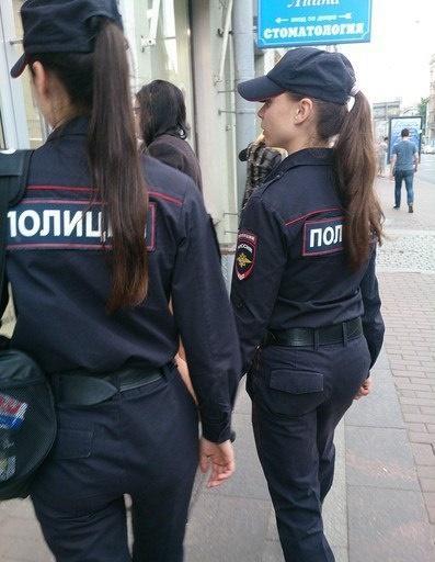 Фото девушек полицейских 2611 фотография