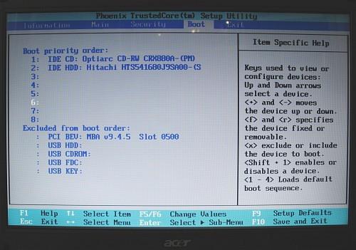 Invalid BOOTINI file: Fix for Windows XP