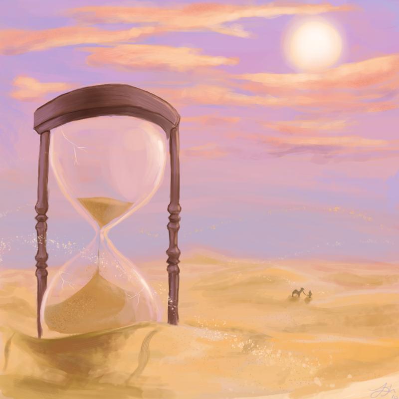 картинки с песочными часами из которых улетает песок один немногих