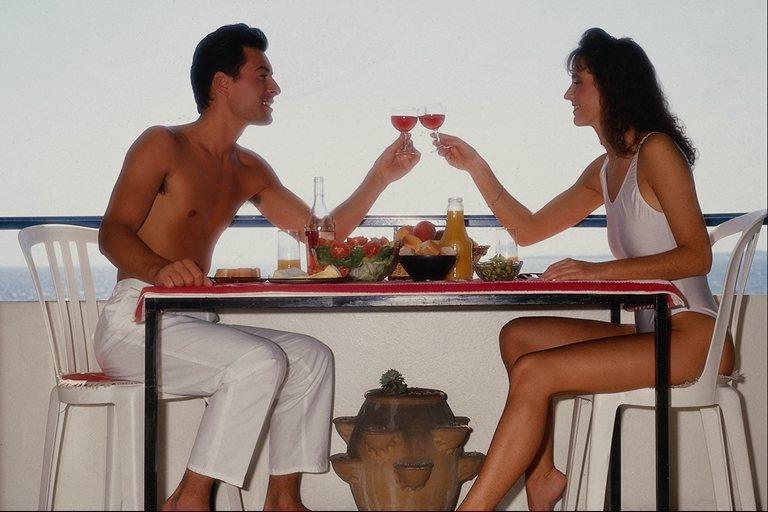 Пьем вместе с мужем