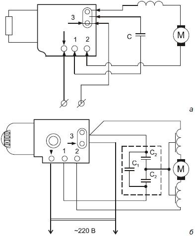 иэ 1013 дрель схема