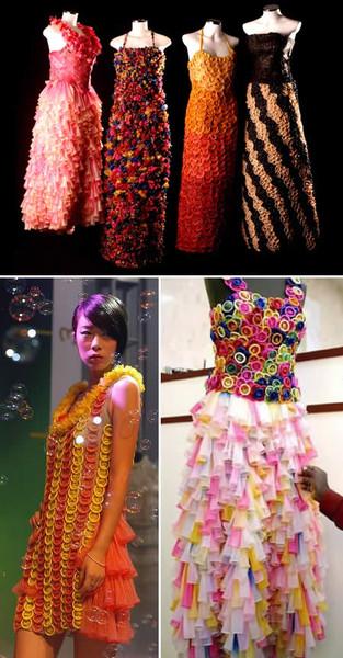 Как можно делать платье