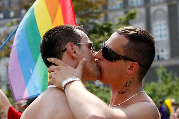 фото про геев