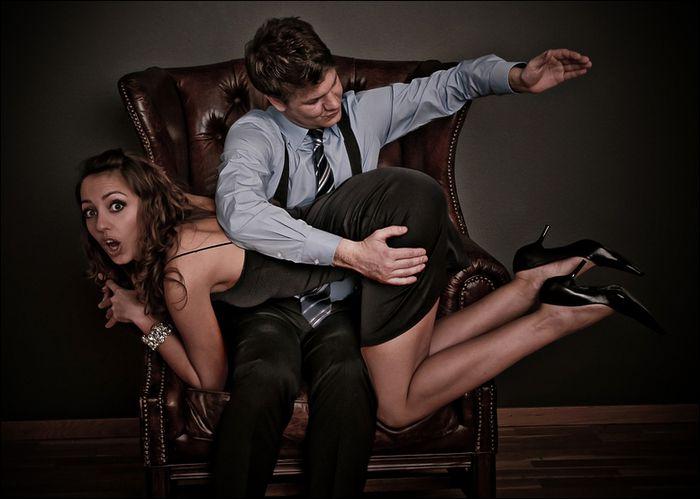 Игры как наказать девушек видео, смотреть порно потекло из жопы