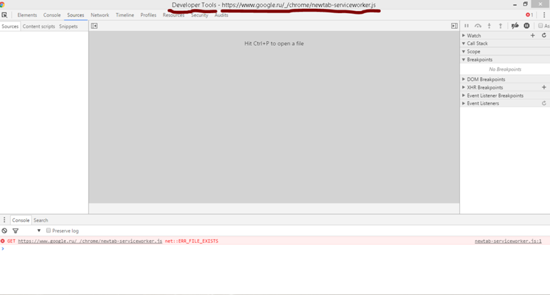 Ответы Mail ru: Нажал F12 в Google Chrome Developer постоянно сам
