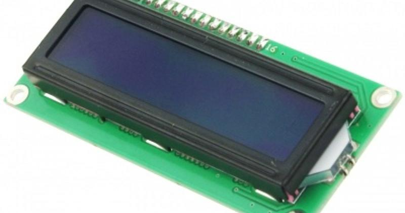Arduino Tutorial - connecting a parallel LCD