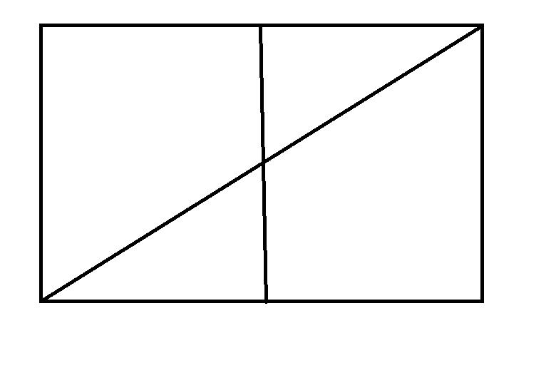 Как из прямоугольника сделать треугольник фото 697