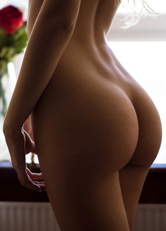 Ass looks splendid