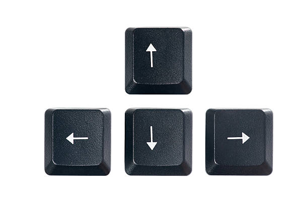 Картинка стрелок на клавиатуре