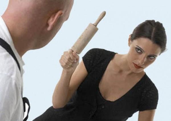 жена у меня злая бьёт меня ругает первый зять